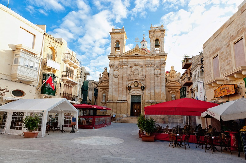 Visit and explore Gozo